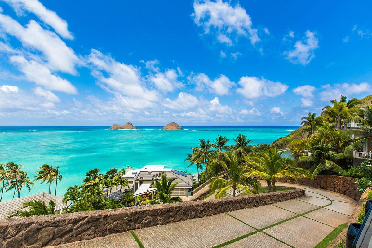 Lanikai Hillside Estate Hawaiian Luxury Rentals